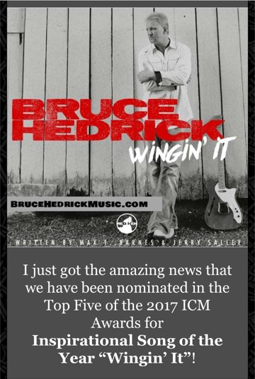 2017 ICMA Inspriation Country Song Of The Year